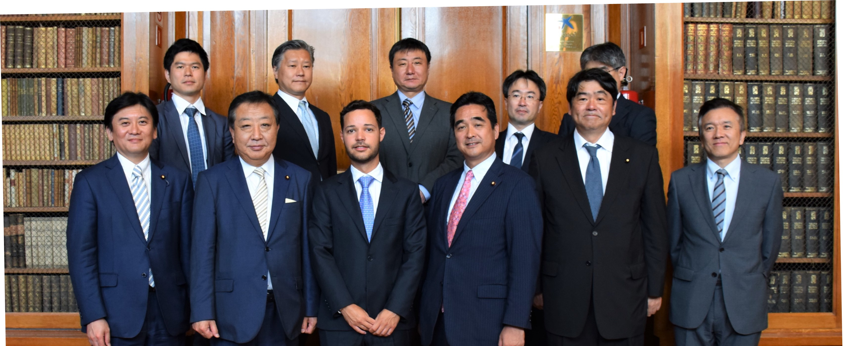 Visit of the Finance Parliamentary Commission of Japan