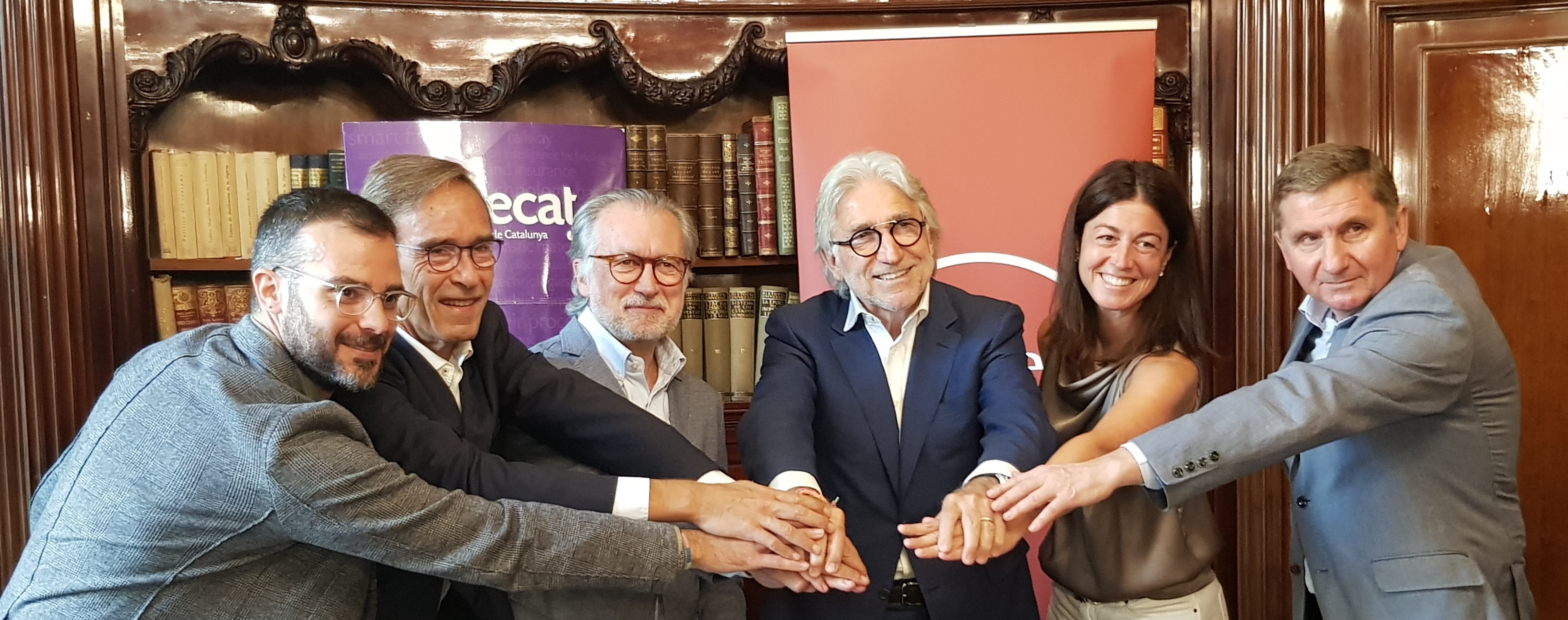 Foment and Eurecat sign a collaboration agreement to promote the technological competitiveness of Catalan companies