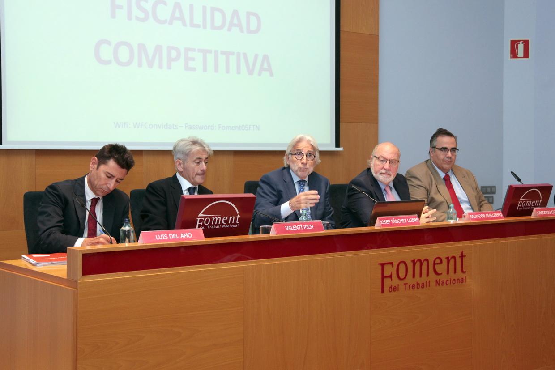 Les empreses espanyoles ja aporten el 30,4% de la recaptació per impostos als ingressos públics