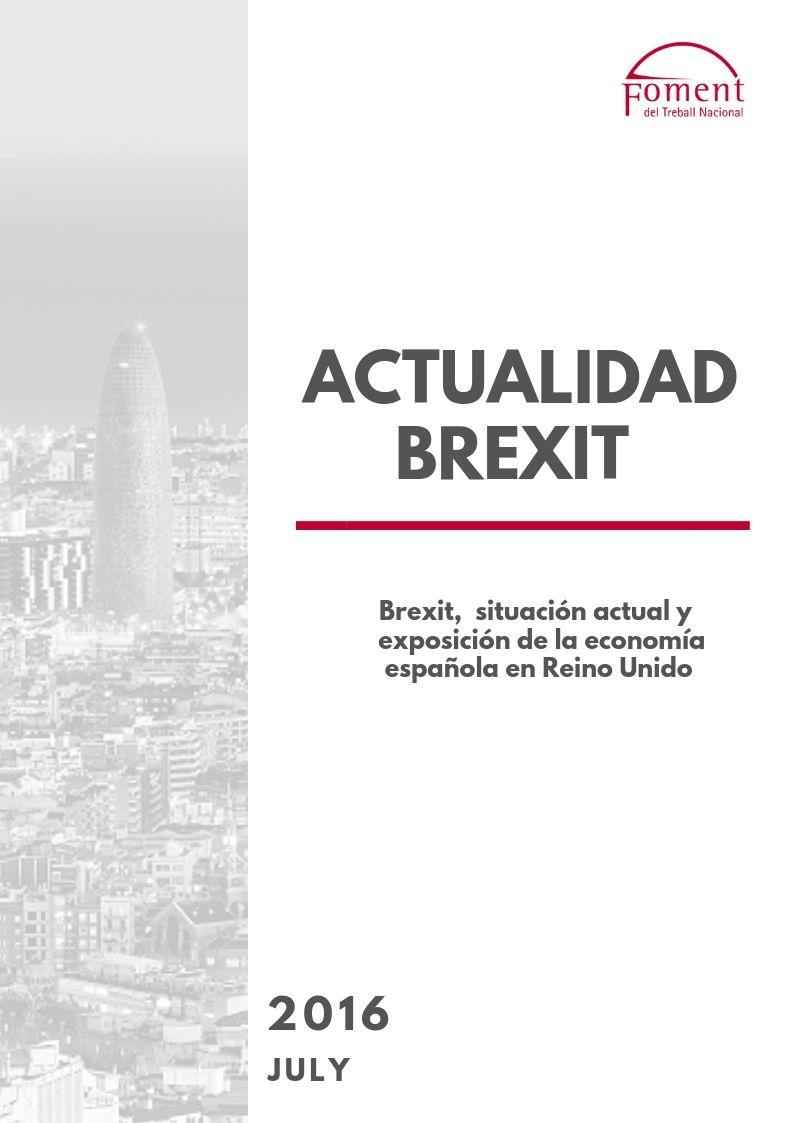 SITUACIÓN ACTUAL Y EXPOSICIÓN DE LA ECONOMÍA ESPAÑOLA EN REINO UNIDO