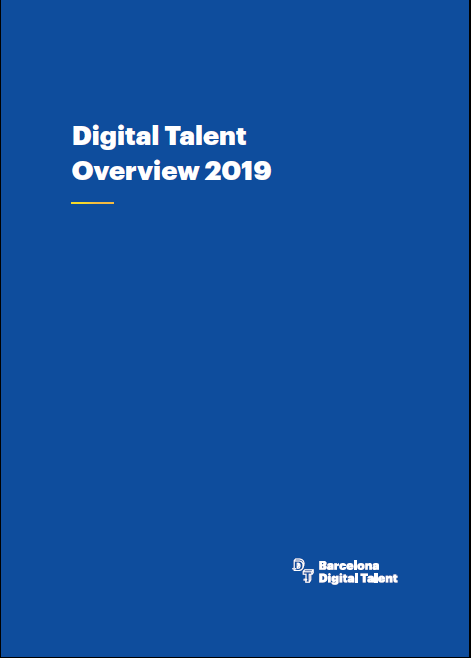 Digital Talent Overview 2019