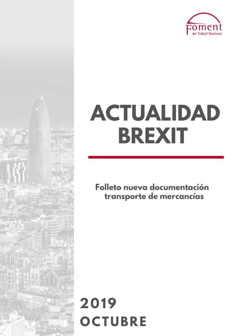 Después del Brexit, necesitará documentos nuevos para transportar mercancías entre el Reino Unido y la UE