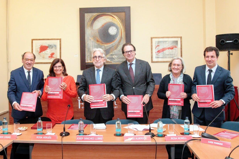 L'Institut d'Estudis Estratègics de Foment defensa un nou pacte social per promoure un creixement econòmic inclusiu