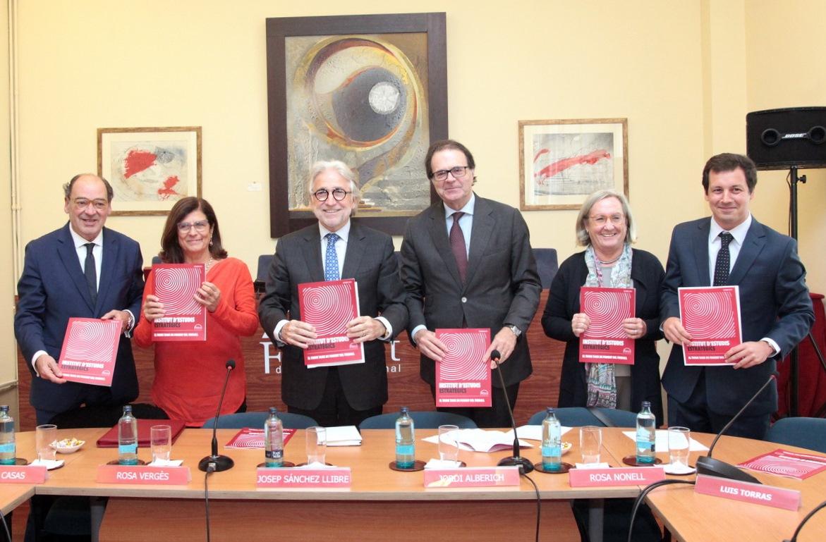 El Instituto de Estudios Estratégicos de Foment defiende un nuevo pacto social para promover un crecimiento económico inclusivo