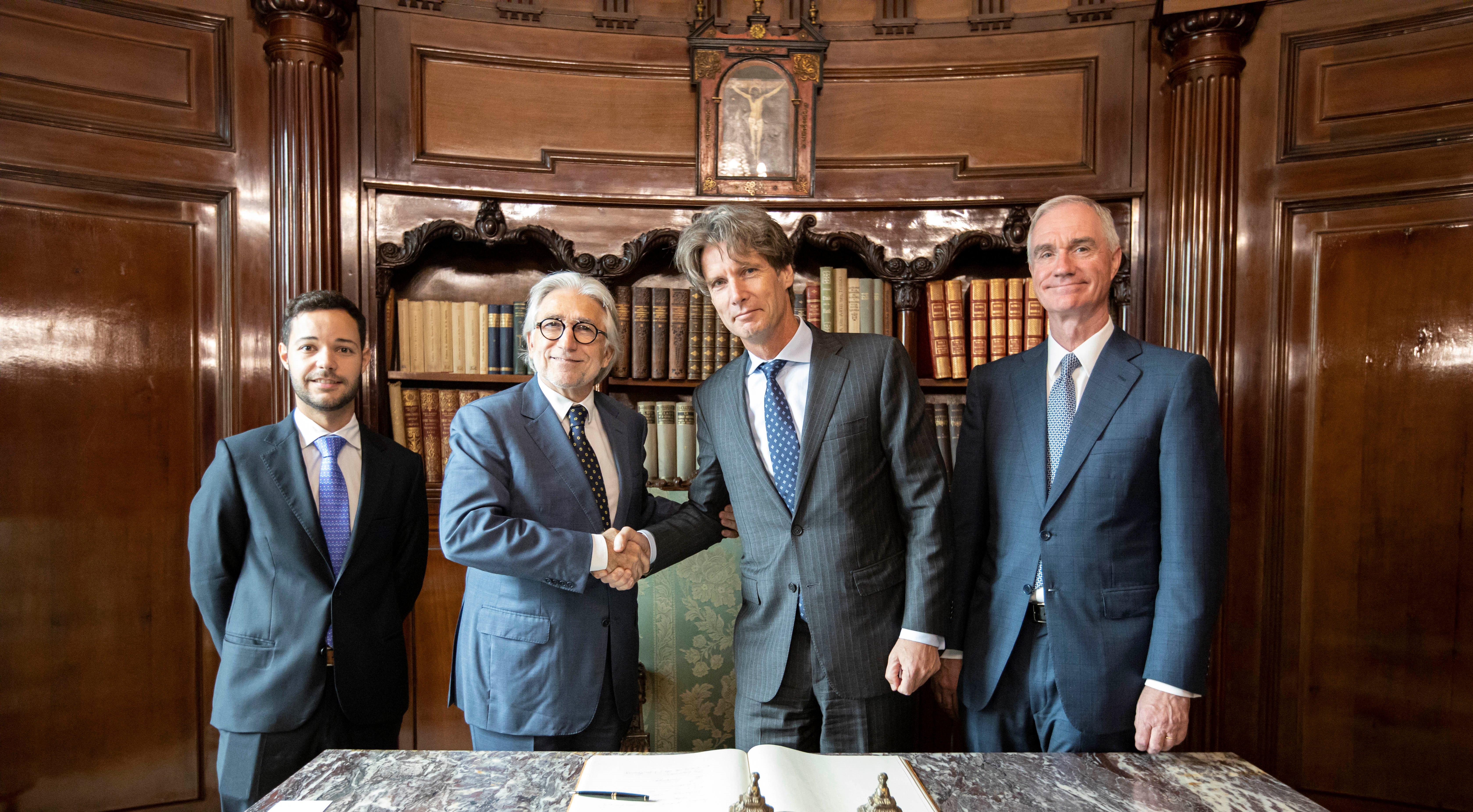ambaixador Països Baixos a Espanya