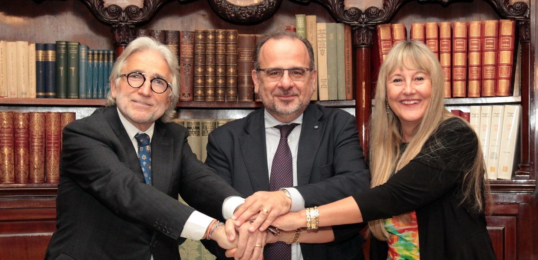 El presidente de Foment se reune con el presidente del Comité Económico y Social Europeu