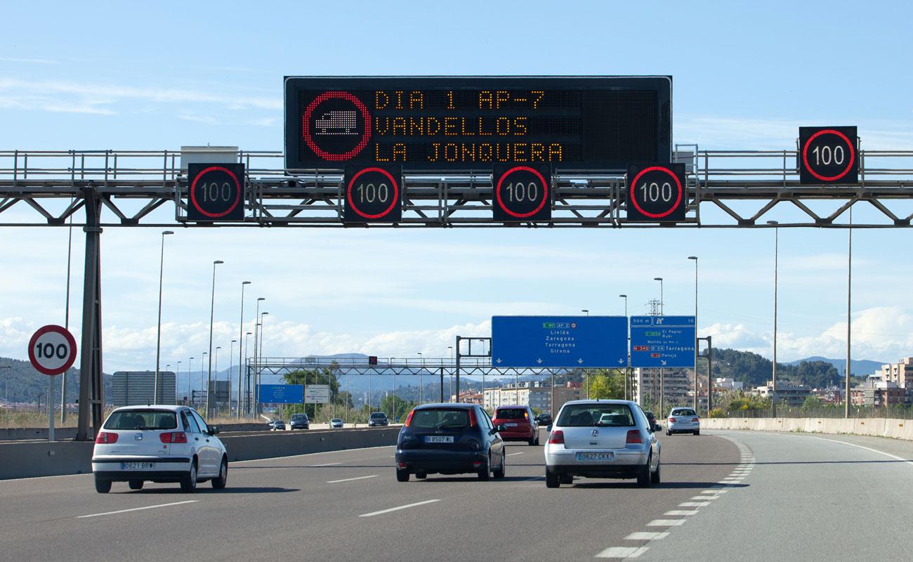 Foment pide a la Generalitat restablecer la normalidad en las infraestructuras estratégicas para garantizar la movilidad