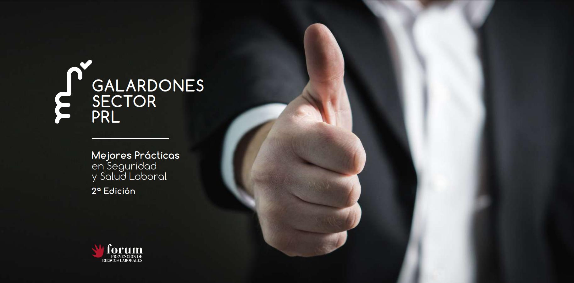 Trece candidaturas, finalistas en la 2a Edición de los Galardones Sector PRL