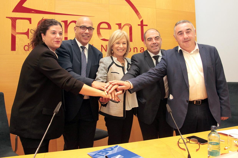 AMALL y ATA unen sus fuerzas en favor de los autónomos catalanes