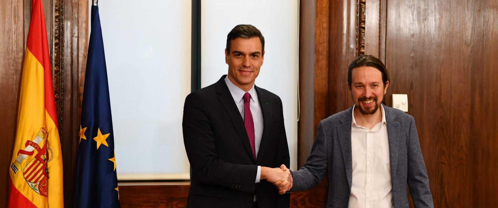 El acuerdo de Gobierno PSOE-UP es muy perjudicial en un contexto de desaceleración económica