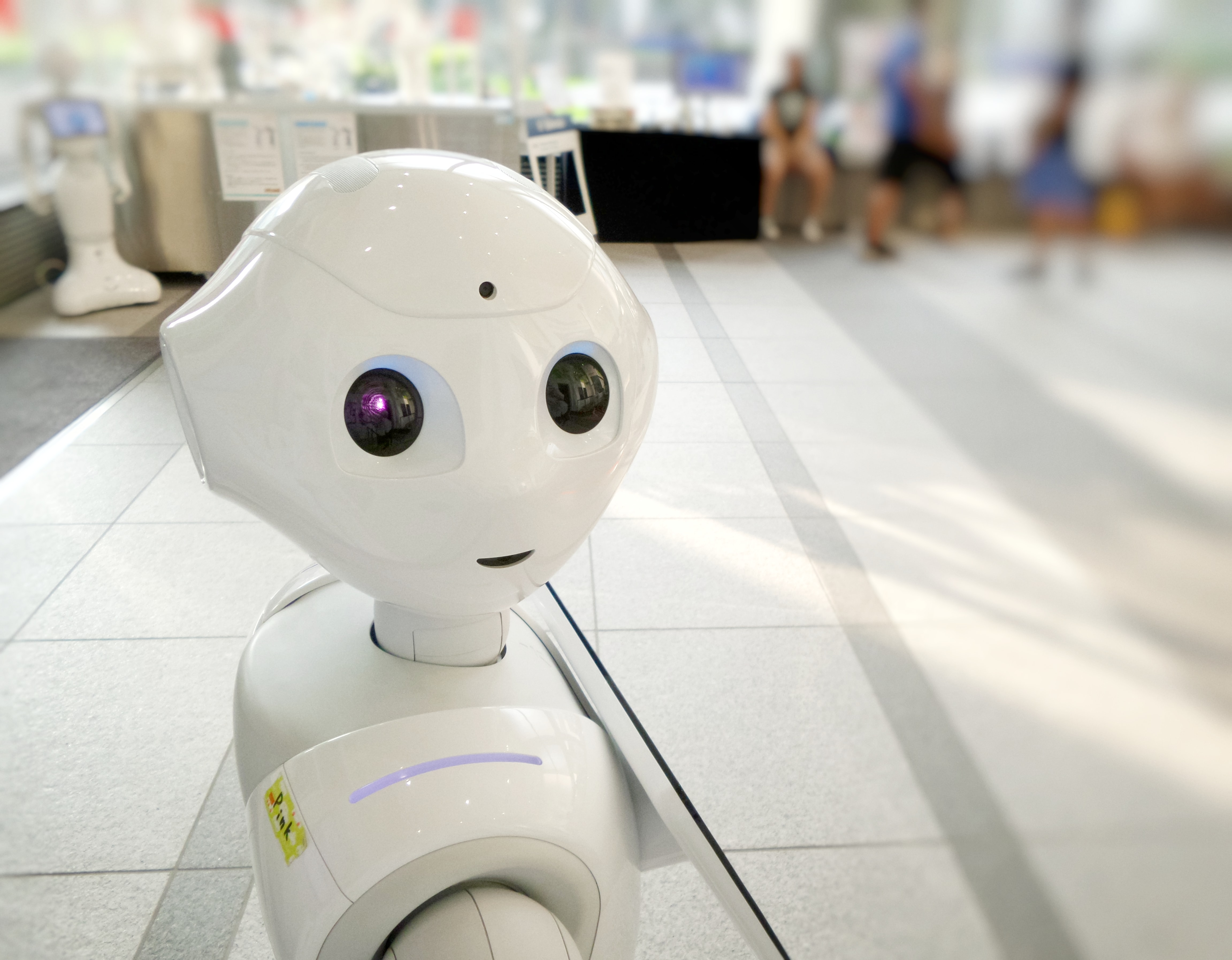 Intel·ligència artificial i robòtica per afrontar el coronavirus