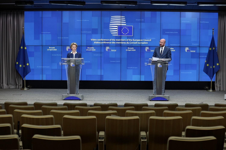 El Consell Europeu recolza el llançament d'un pla de reconstrucció