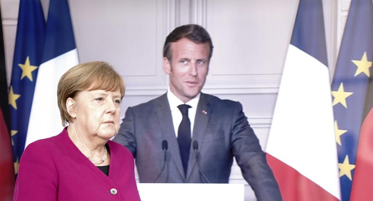 Proposta franco-alemanya per la recuperació de l'economia europea mitjançant un fons per valor de 500.000 milions d'euros