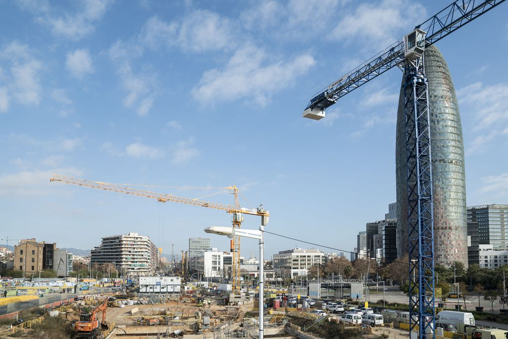 El sector de la construcción en Cataluña 2019 y previsiones 2020