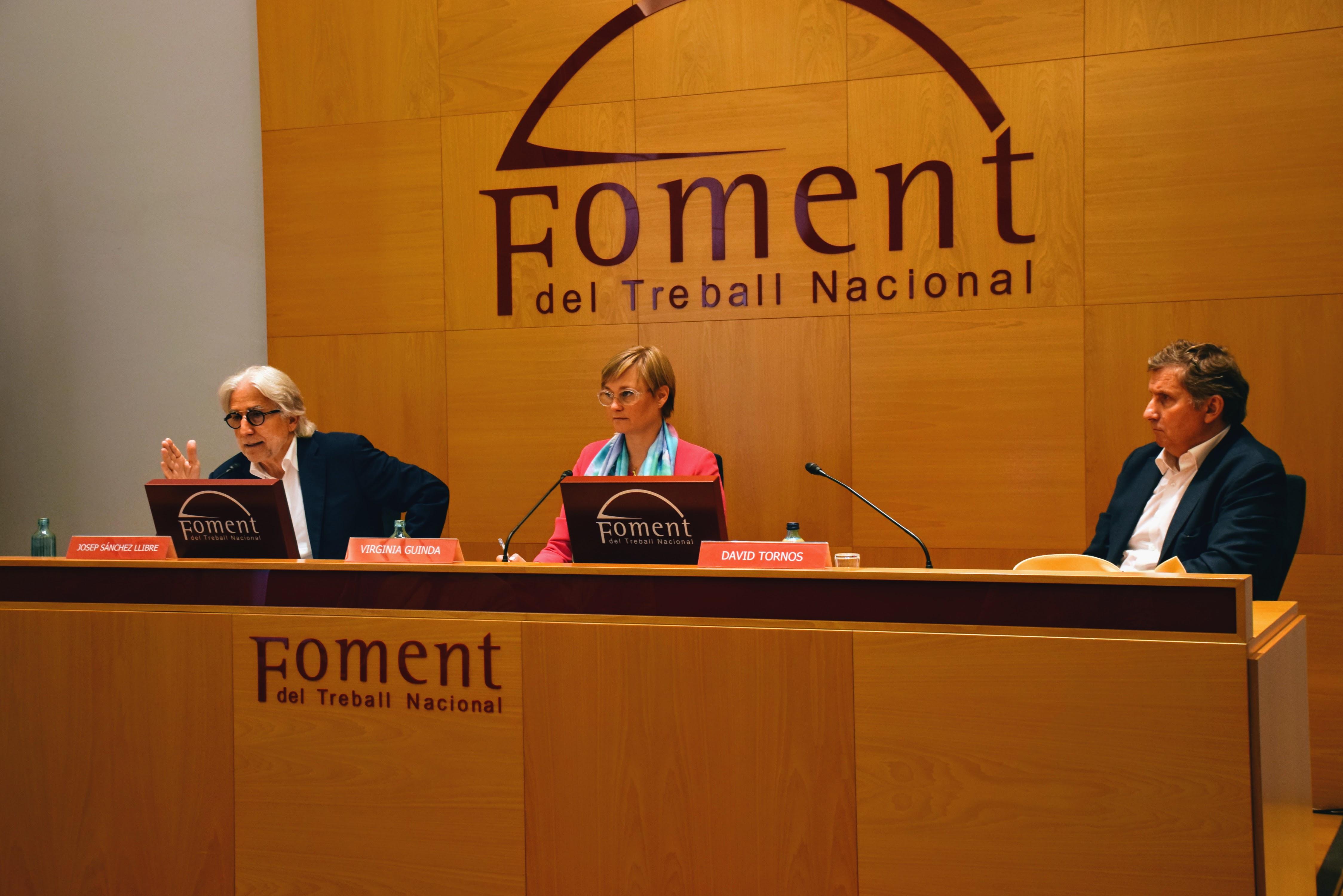 """Sánchez Llibre: """"El pressupost de la reconstrucció no pot incorporar més pressió fiscal perque enfonsarà encara més l'economia"""""""