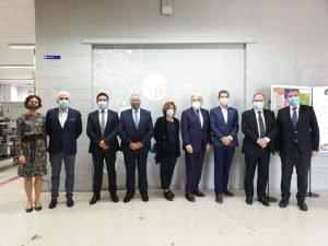 Foment y la Unión Patronal Metalúrgica dan pleno apoyo al crecimiento y ampliación del CFP