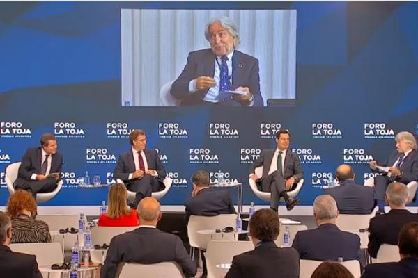 Sánchez Llibre considera imprescindible recuperar la lleialtat institucional