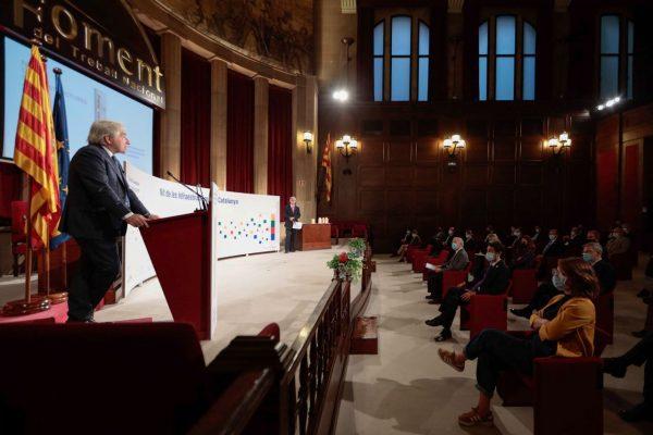 Sánchez Llibre pide responsabilidad en el Gobierno de España y en la Generalitat de Cataluña para que cumplan los compromisos adquiridos sobre infraestructuras