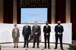 Foment urge reactivar la economía con las infraestructuras: más licitaciones, más inversión y colaboración público-privada