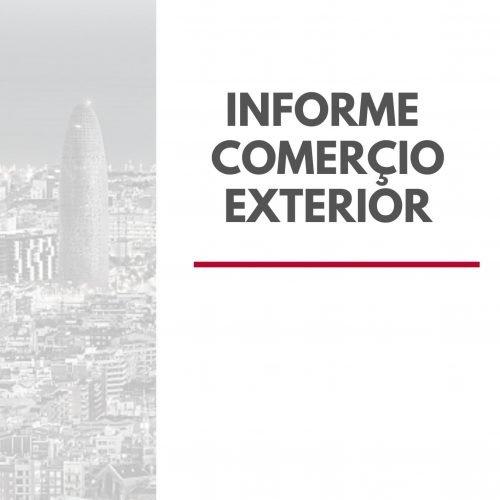Informe de Comerç Exterior – Setembre 2020