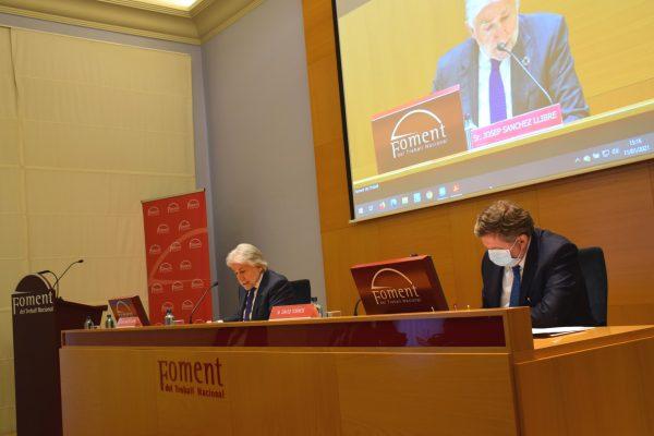 El Comité Ejecutivo de Foment denuncia desidia en la planificación de las elecciones en el Parlament y exige urnas lo antes posible