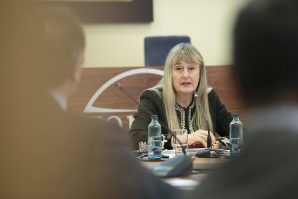 Mª Helena de Felipe, designada vicepresidenta del CTESC en representación de Foment del Treball