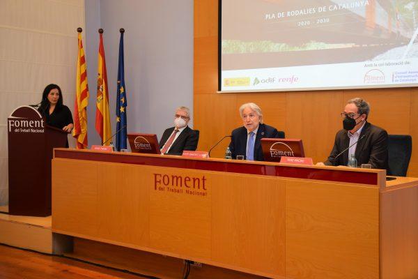 """Renfe Rodalies s'erigueix com a un dels """"motors de la recuperació econòmica a Catalunya"""" amb un pla que preveu una inversió de 6.300M per fer """"atractiva"""" la mobilitat"""