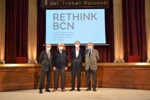 Neix Rethink Barcelona, un espai referent d'anàlisi i reflexió per contribuir a definir el futur de la regió metropolitana de Barcelona
