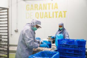 La inversión media de las empresas para la prevención de contagios de la Covid ha sido de 123 € por trabajador
