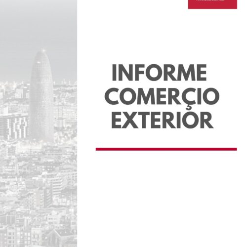 Informe de Comerç Exterior – Gener 2021