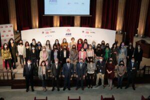 Foment i el Consolat General dels Estats Units a Barcelona donen suport als projectes de 30 dones emprenedores gràcies a la beca AWE