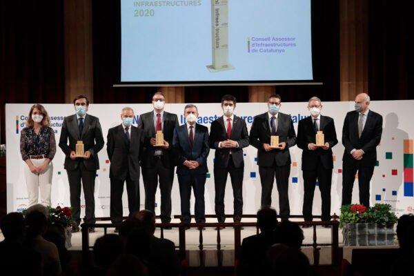 La 5a edició de la Nit de les Infraestructures premia la nova Terminal de Granels Sòlids d'ICL Iberia, al Port de Barcelona