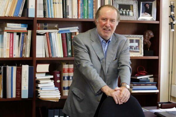 José Ma. Gay de Liébana, entusiame i empatia docent